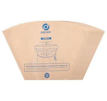 Disposable paper dust bag 5L
