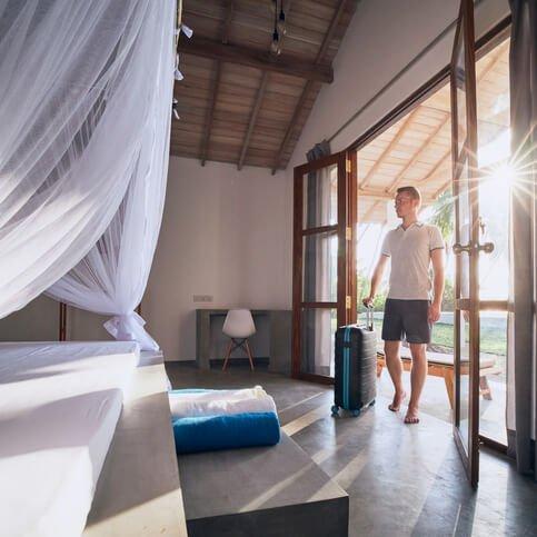 Hotels & Accommodation