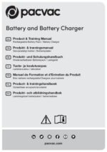 Battery and battery charger manual